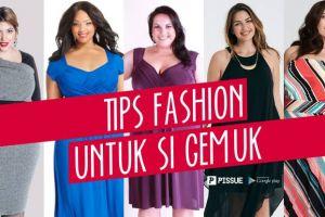 Tips fashion buat kamu yang berbadan gemuk, bisa dicoba nih