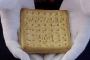 Biskuit yang berumur seabad ini jadi biskuit paling mahal di dunia