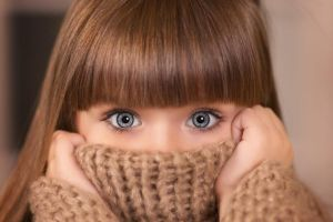 Anastasiya Kyazeva, gadis cilik 6 tahun yang cantik bak putri Disney