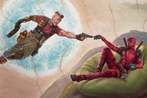 Bocoran Deadpool 3 lewat 5 adegan Post-credits di Deadpool 2