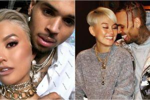 Selfie bareng, Agnez Mo lagi bocorkan project baru bareng Chris Brown?