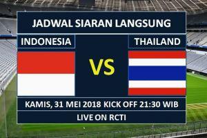 Preview Timnas Indonesia U-23 vs Timnas Thailand U-23