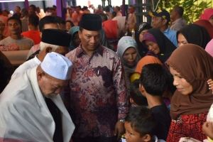 Ini di tradisi unik selama Ramadan di Serambi Mekah, Aceh