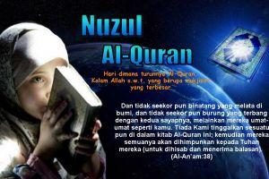 7 potret meriahnya malam Nuzulul Quran di berbagai daerah di Indonesia