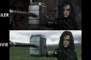 6 Adegan film Thor: Ragnarok ini ternyata berbeda dengan trailernya