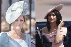 Adu gaya Kate dan Meghan di acara ulang tahun Ratu Elizabeth II