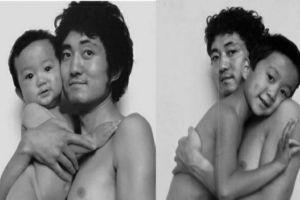 Foto-foto ayah dan putranya ini diambil selama 26 tahun, mengharukan!