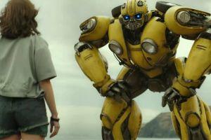 Yuk intip poster dan trailer pertama film Bumblebee: The Movie