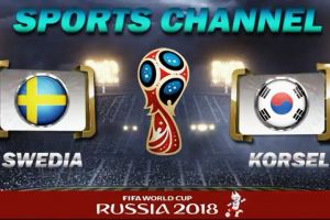 Preview World Cup : Swedia vs Korea Selatan, siapa jagoanmu?