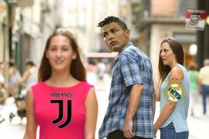 16 Meme 'masih proses' transfer CR7 ke Juventus ini kocak abis