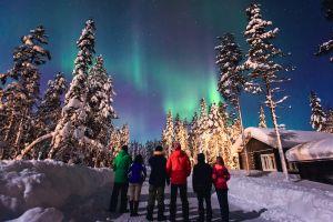 Selain Piala Dunia, ini destinasi lihat aurora paling indah di Rusia