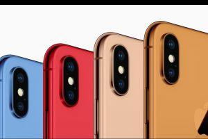 Rumor Apple : iPhone akan datang dengan berbagai macam warna