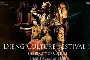 'Dieng Culture Festival 2018' segera dimulai, jangan lewatkan ya