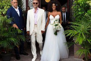 Beda umur 30 tahun, Vincent Cassel mantap menikah dengan Tina Kunakey