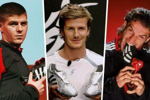 Perjalanan sepatu Adidas Predator sejak 1994-2018