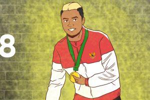 Jafro Megawanto, atlet paling banyak menerima bonus Asian Games 2018