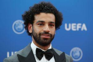 Meski kalah dari Luka Modric, Mohamed Salah tetap bangga wakili Mesir