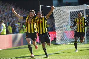 Kalahkan Spurs, Watford peringkat 3 English Premier League (EPL)