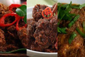 Serupa tapi tak sama, 3 makanan khas Indonesia punya penampilan mirip