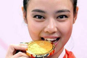 Asian Games usai, 5 senyuman atlet putri Indonesia ini masih membekas