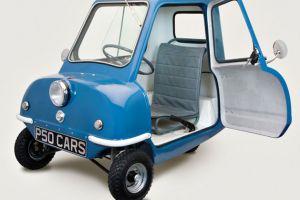 Diproduksi tahun 1962, inilah mobil terkecil di dunia