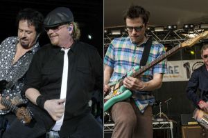 Begini jadinya band legendaris Toto dan Weezer saling berbalas pantun