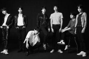 BTS buktikan kiprahnya di AS dengan masuk nominasi di AMAs 2018