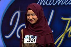 Ini potret Nashwa Zahira Indonesian Idol Junior viral yang manis abis