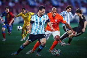 Ini testimoni dari pemain yang telah mencoba menghentikan Lionel Messi