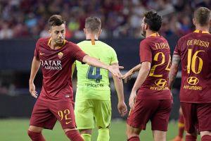 Evolusi AS Roma di Liga Italia Serie A musim 2018/2019