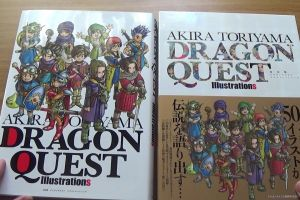 Dragon Quest: RPG, game karya pencipta Dragon Ball yang sukses