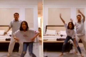 Video dance Tik Tok Wapres JK dengan cucu jadi sorotan warganet