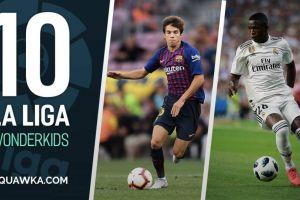 10 'Wonderkids' dari La Liga, bakal jadi bintang besar di masa depan