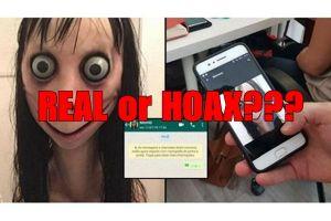 Momo Challenge Real atau HOAX, para Youtuber ini membuktikannya