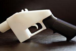 Bagaimana sebaiknya kebijakan mengenai pistol dari Printer 3D?