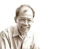 Mengenal Hamsad Rangkuti melalui novel Ketika Lampu Berwarna Merah