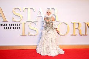 Ini penampilan Lady Gaga di Red Carpet, elegan banget!