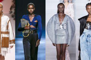 Inilah sosok 14 model kulit hitam yang mendominasi acara fashion week