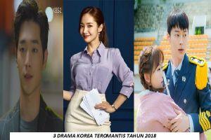Rekomendasi 3 drama Korea romantis tahun 2018