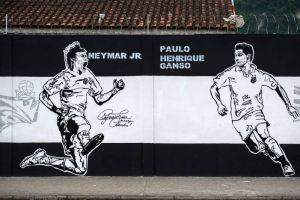 Kisah Ganso & Neymar, 2 sahabat, 2 talenta, dan 2 perjalanan karir