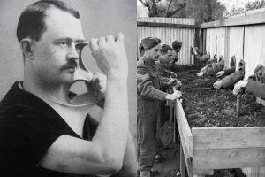 Deretan foto langka ini buktikan sejarah dari sudut pandang lain