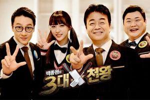 Bikin lapar, 7 acara TV Korea ini menayangkan soal makan-makan