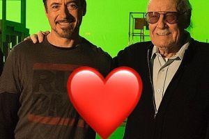 Dunia Marvel berduka, Iron Man ucapkan belasungkawa