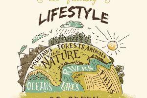 Gini lho cara hidup Eco-Lifestyle buat millenial