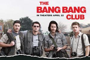 The Bang Bang Club, film jurnalistik yang inspiratif