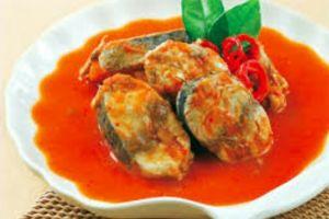 Segarnya Asam Padeh, masakan Minang yang tanpa santan