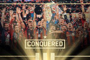 Atlanta United juara MLS Cup 2018, apa saja keistimewaan mereka?