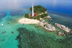 7 Destinasi di Belitung ini bakal bikin kamu betah