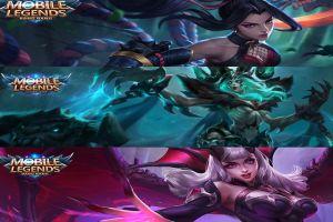 7 Hero wanita Mobile Legends ini berparas cantik dan juga mematikan