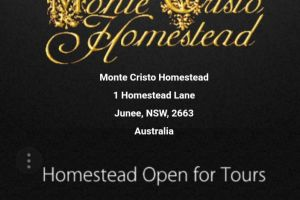 Berburu hantu di Montecristo, wisma paling angker di Australia